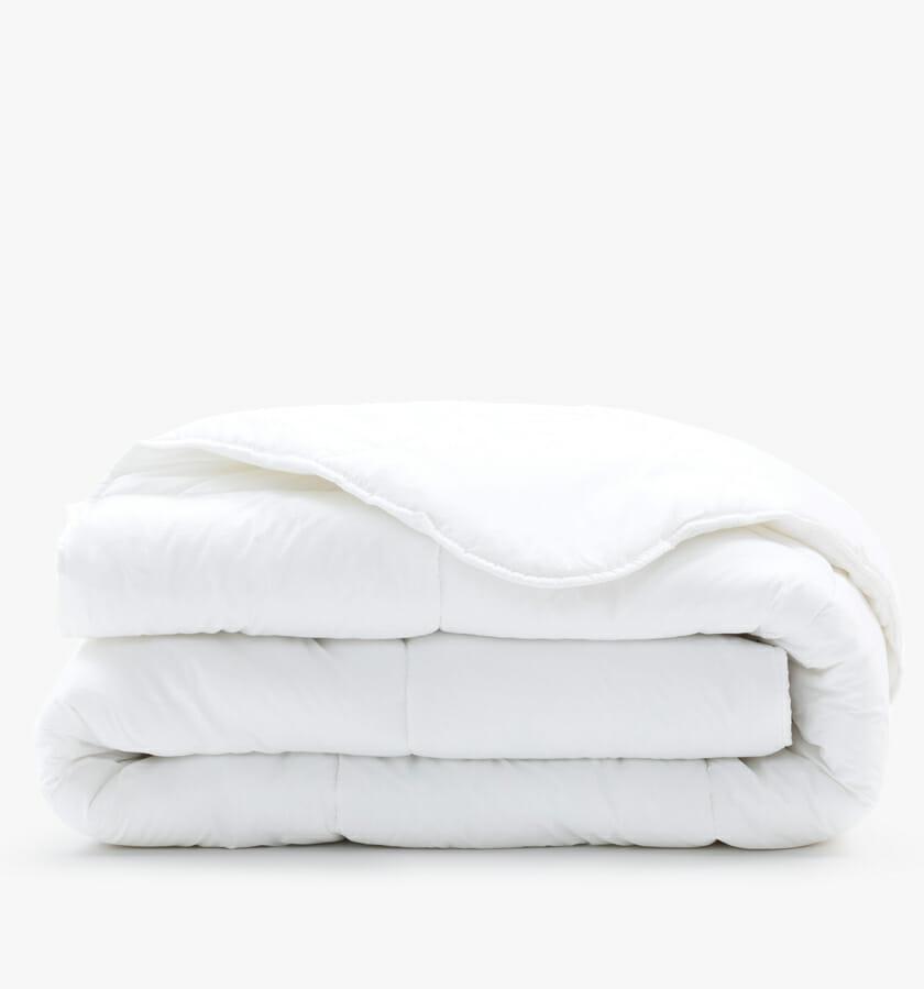 All seasons duvet cover - white