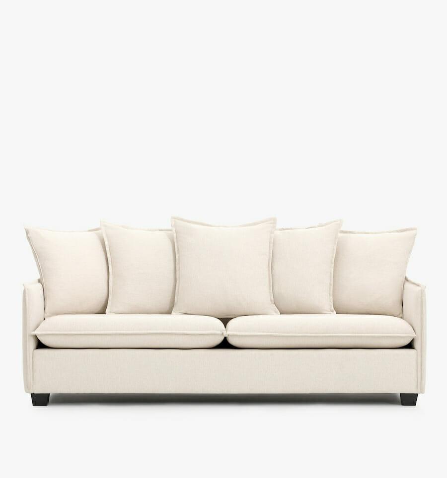 Miami sofa - cream