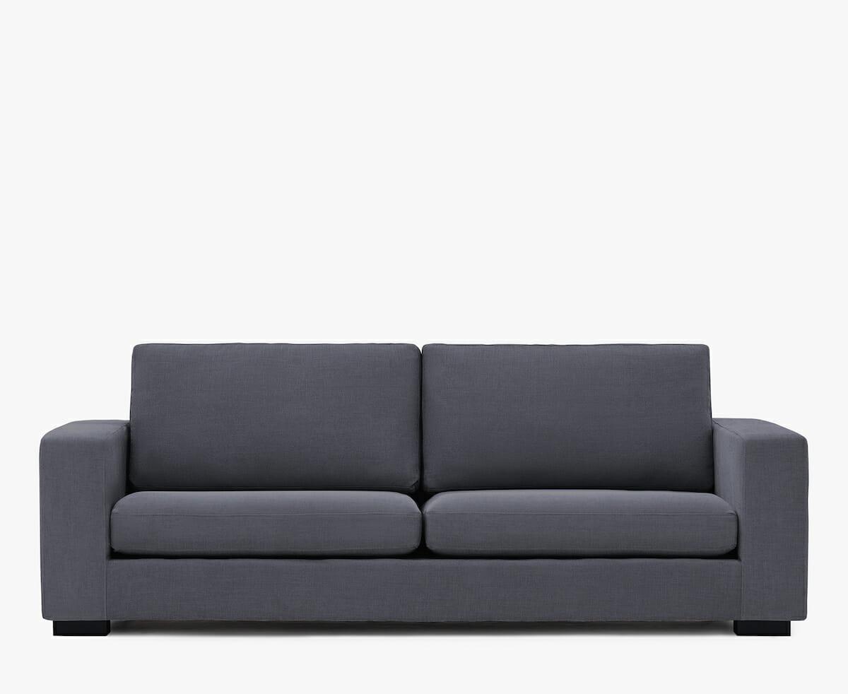Malibu sofa - slate
