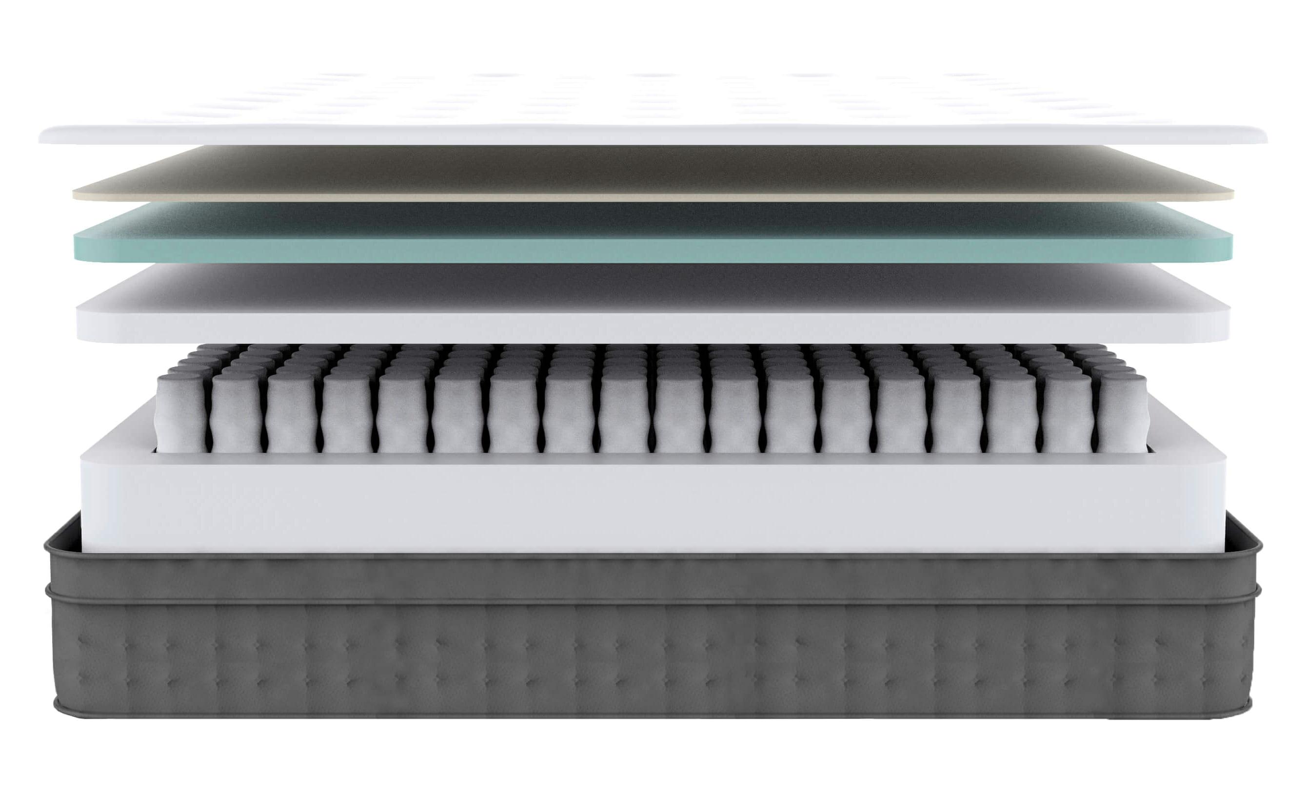 Noa mattress 3D