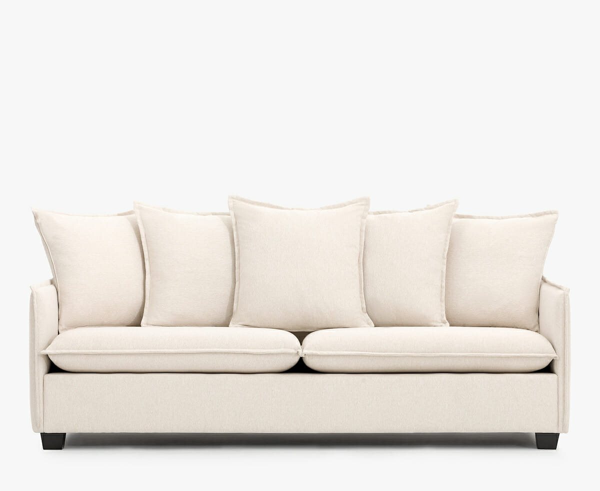 Miami sofa - cream