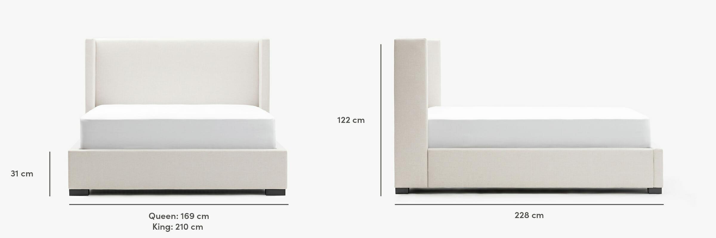 Lit Osaka - dimensions
