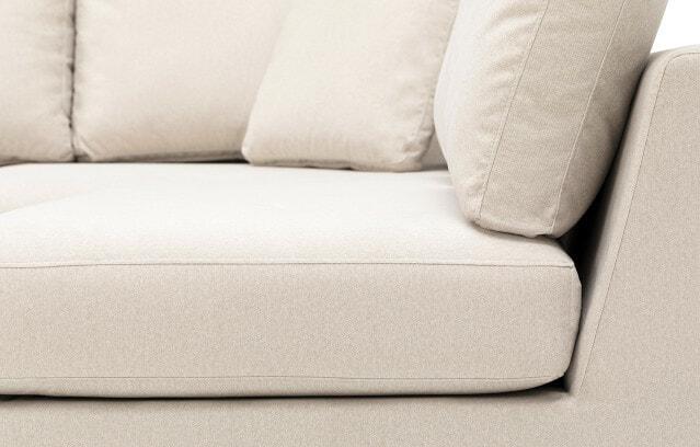 Noa Flow sectional armrest