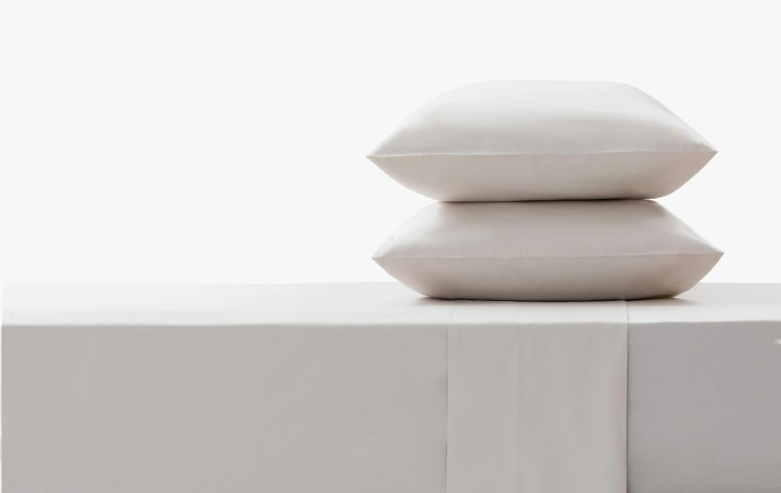 Cotton sateen set