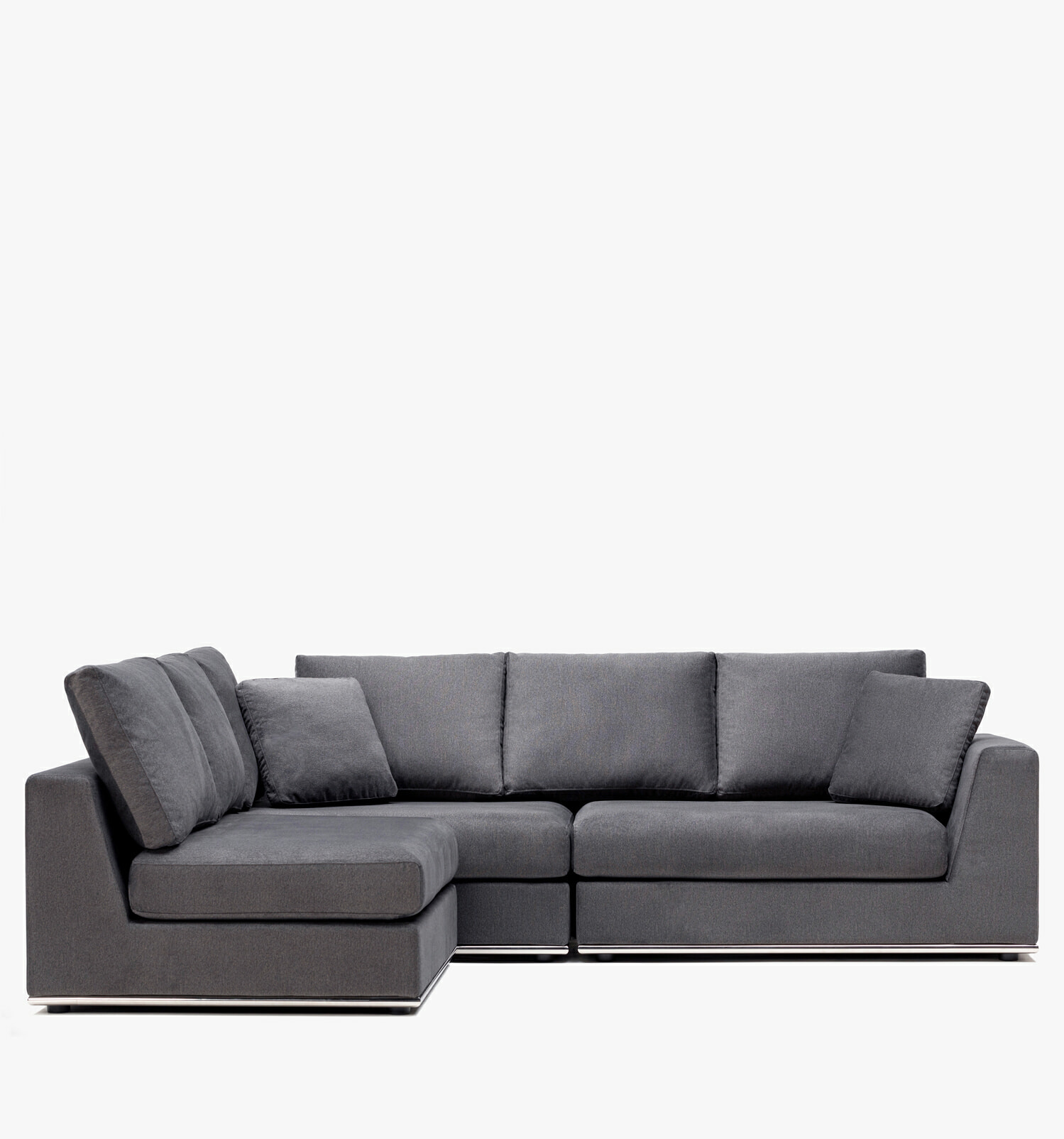 Flow sectional charcoal