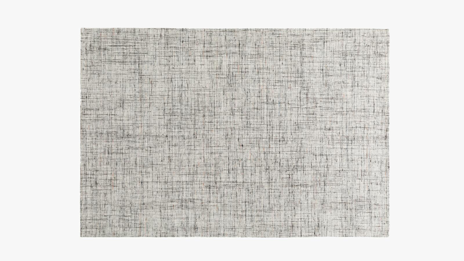 Tne Noa Maya rug - silver