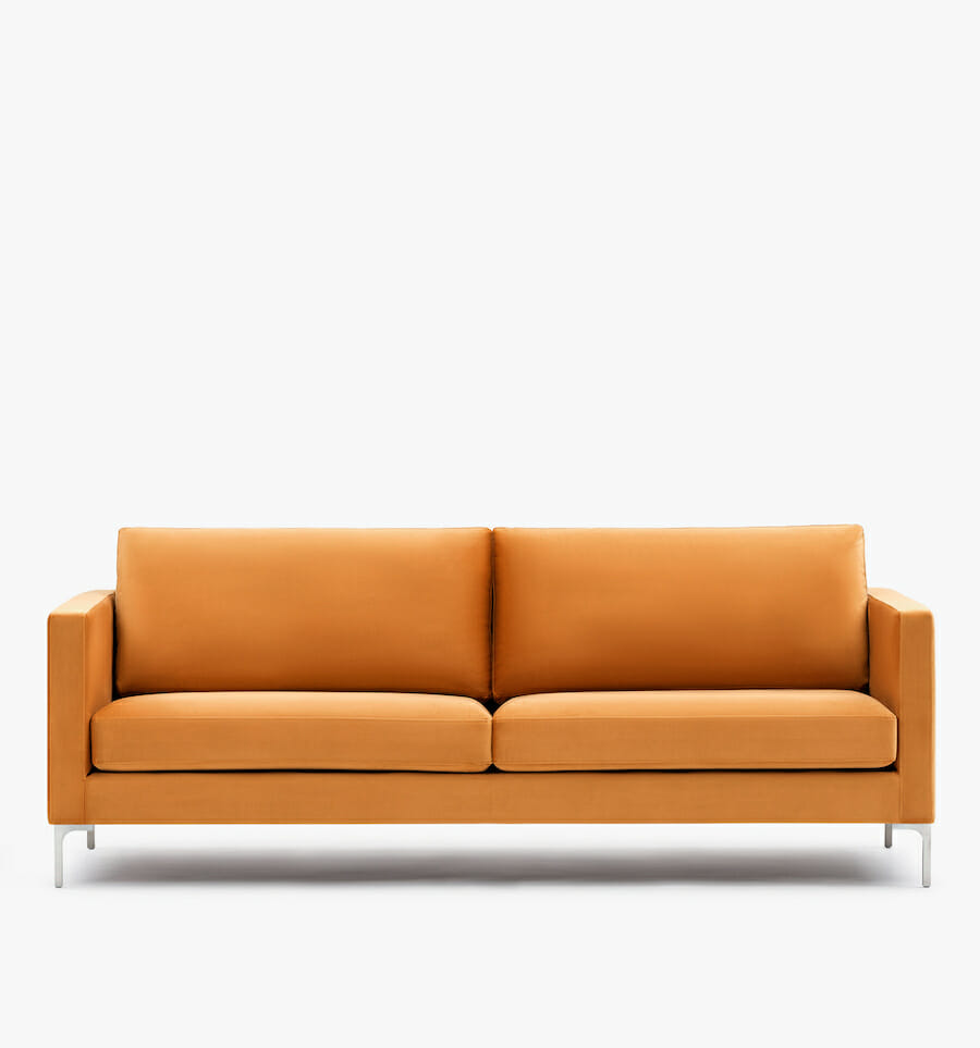 Monaco sofa - gold