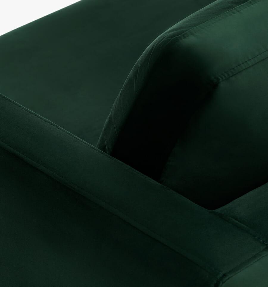 Monaco sofa - green