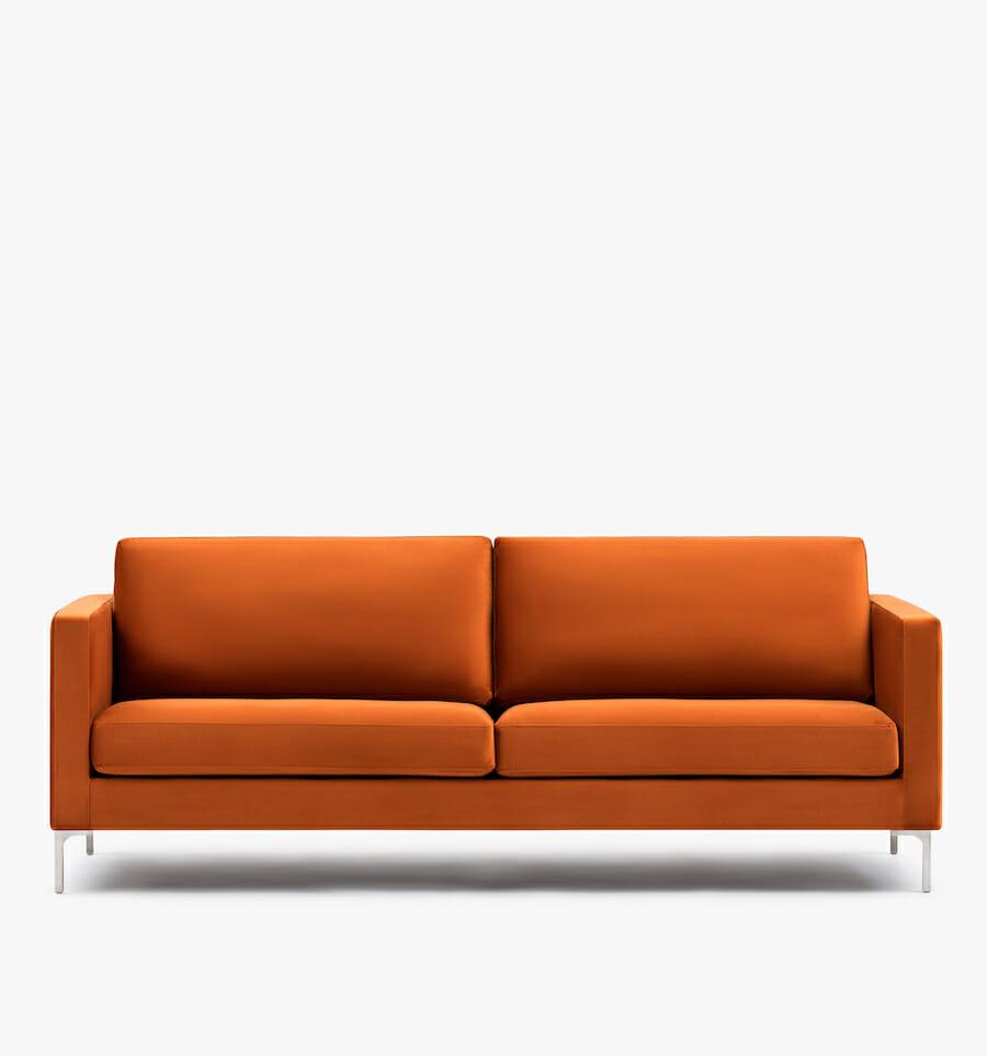 Monaco sofa - orange