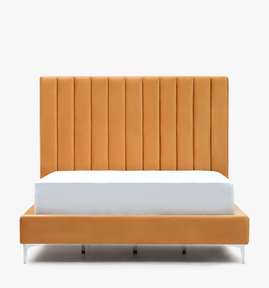 parker bed - gold