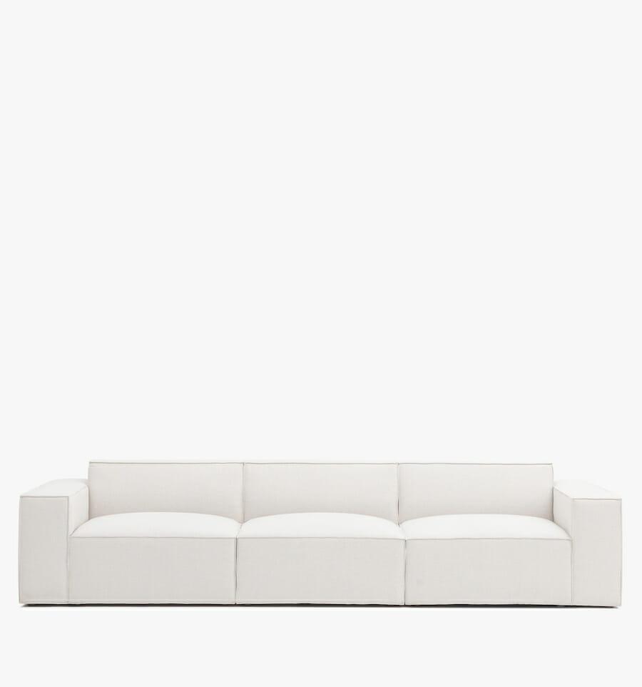 Pacific sofa - cream