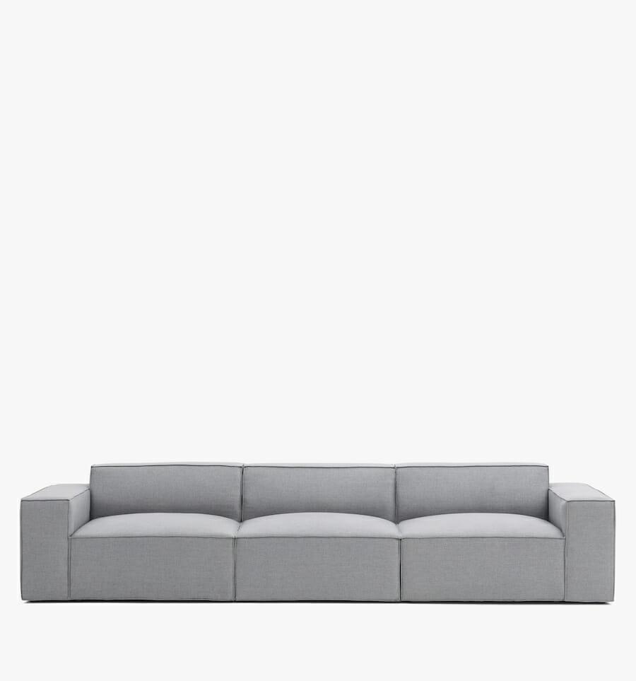 Pacific sofa - grey