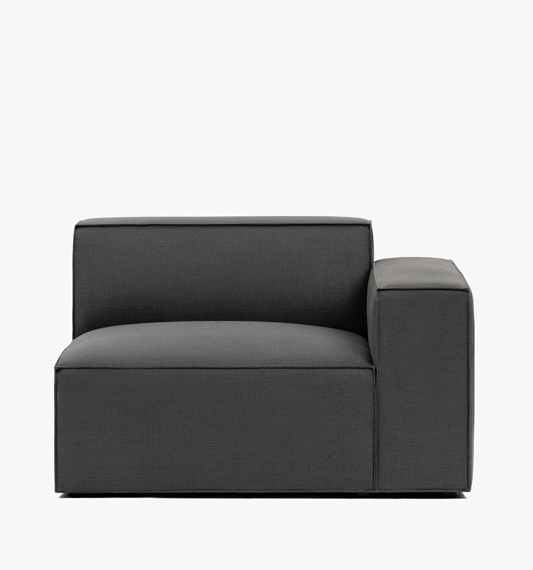 Pacific Armless Chair