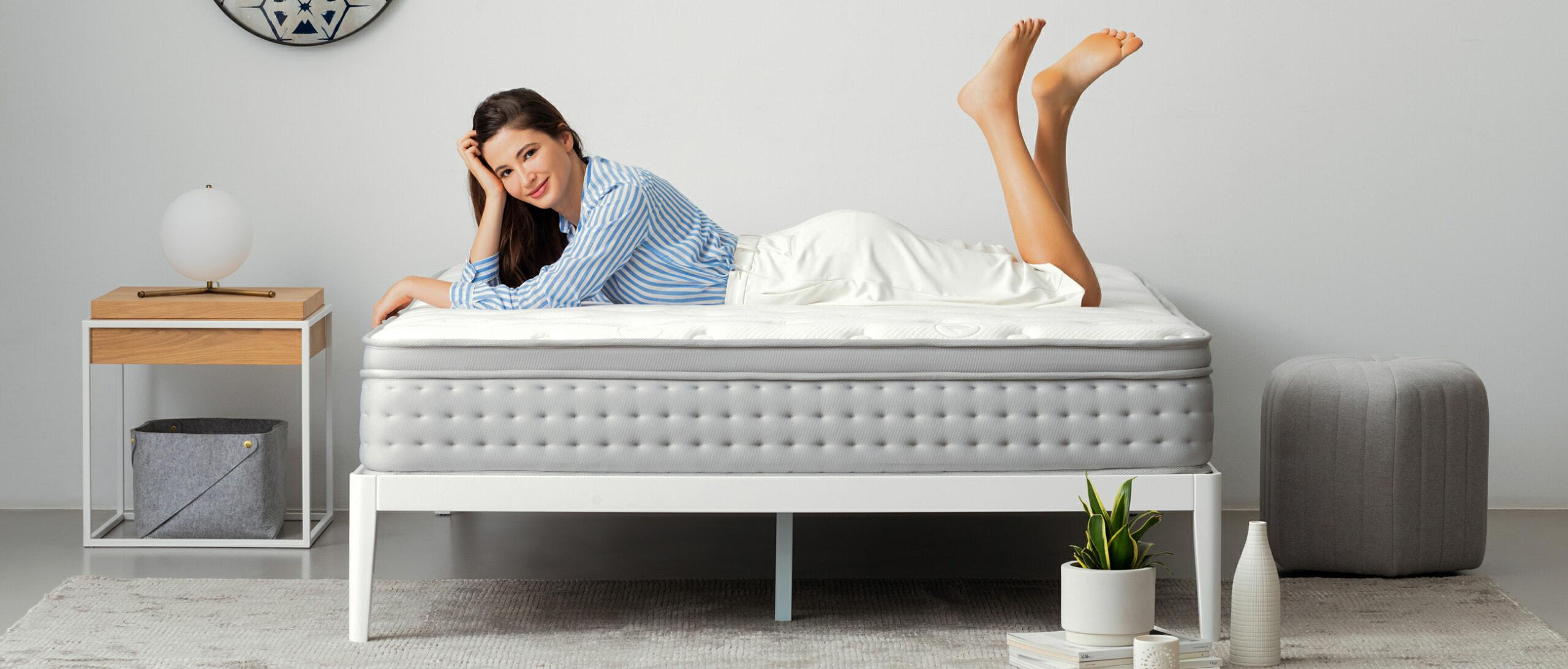 Mattress and bed bundle