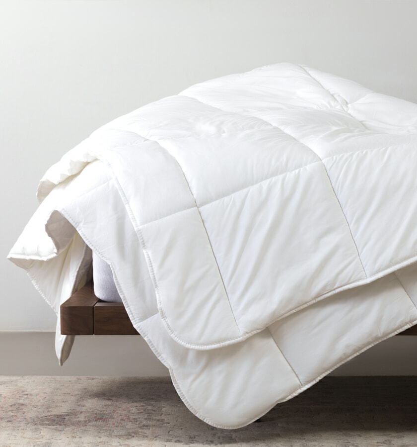 All seasons duvet
