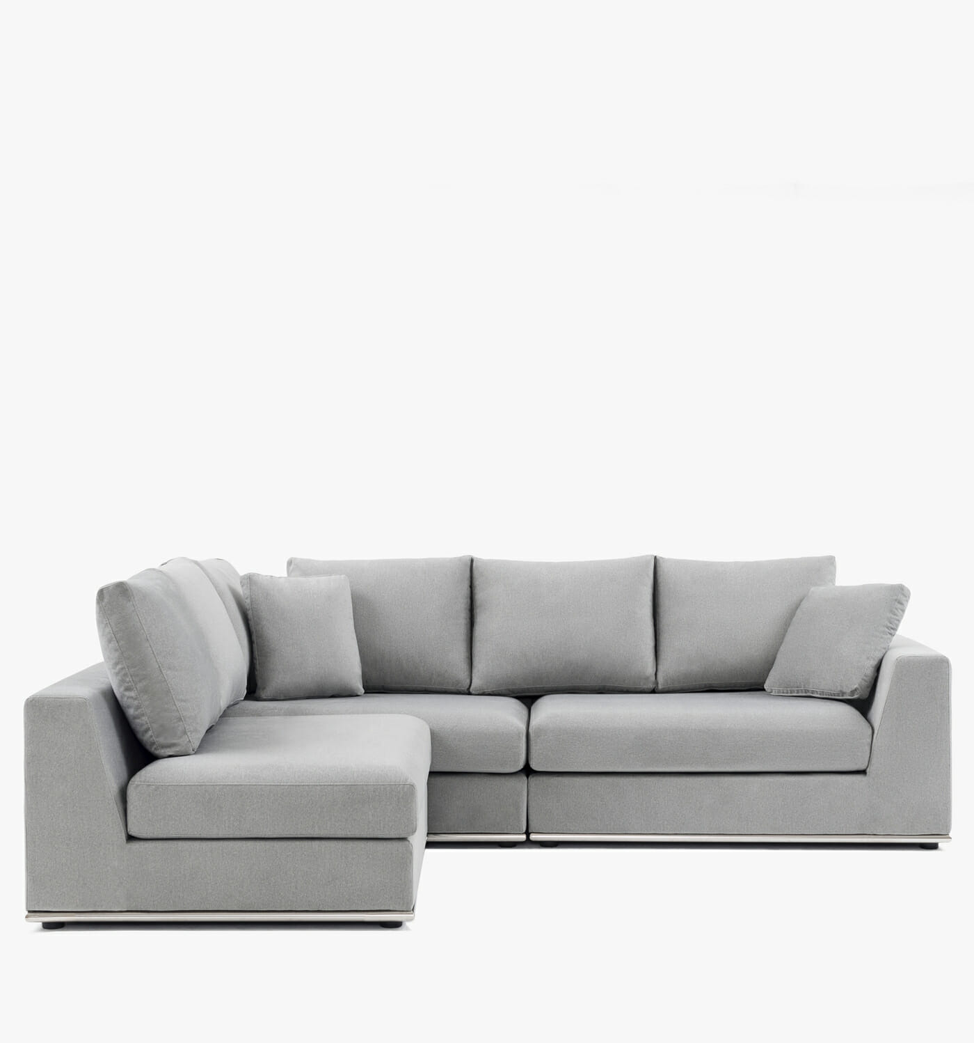 The Flow sectional - Grey