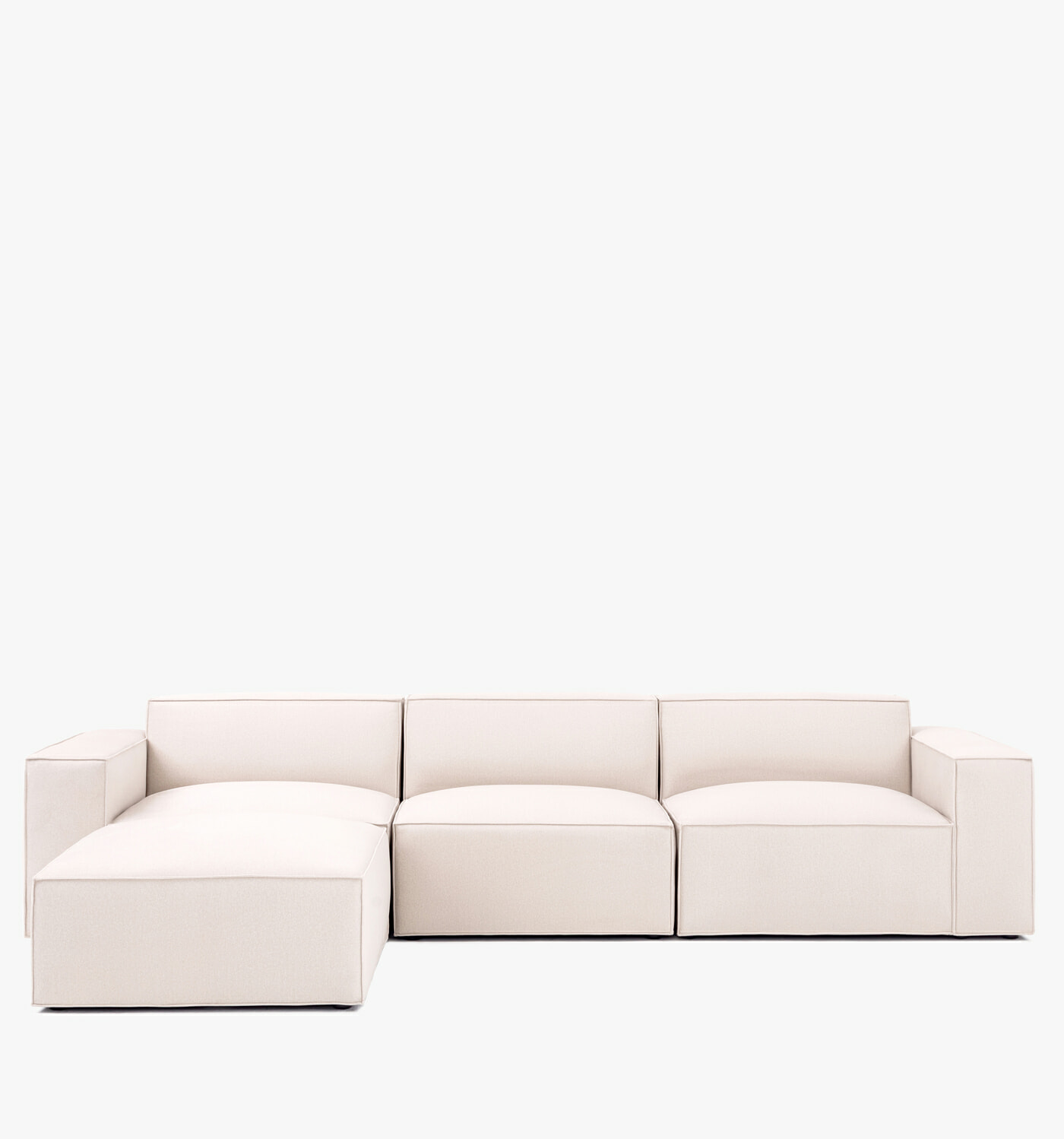 Pacific sectional - Cream