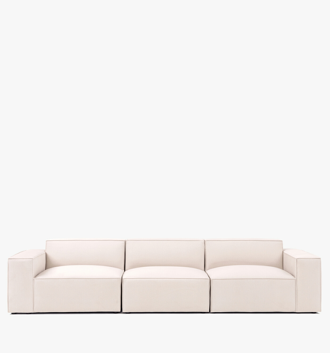 Pacific modular sofa - cream