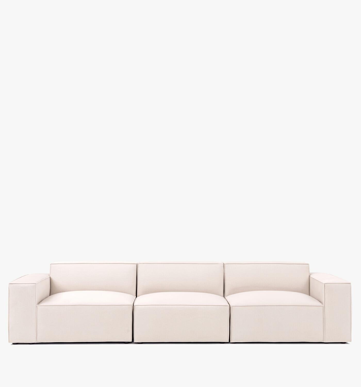 Pacific modular sofa - cream