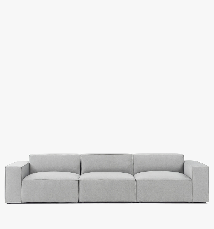 Pacific modular sofa - grey
