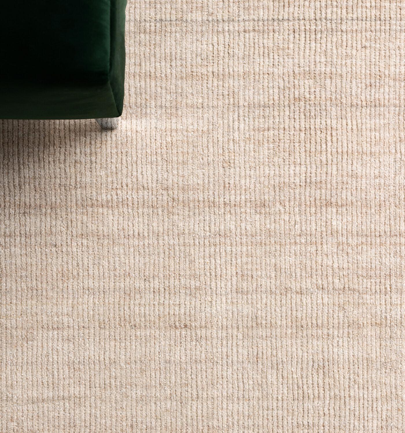 The Amalfi rug - Sand