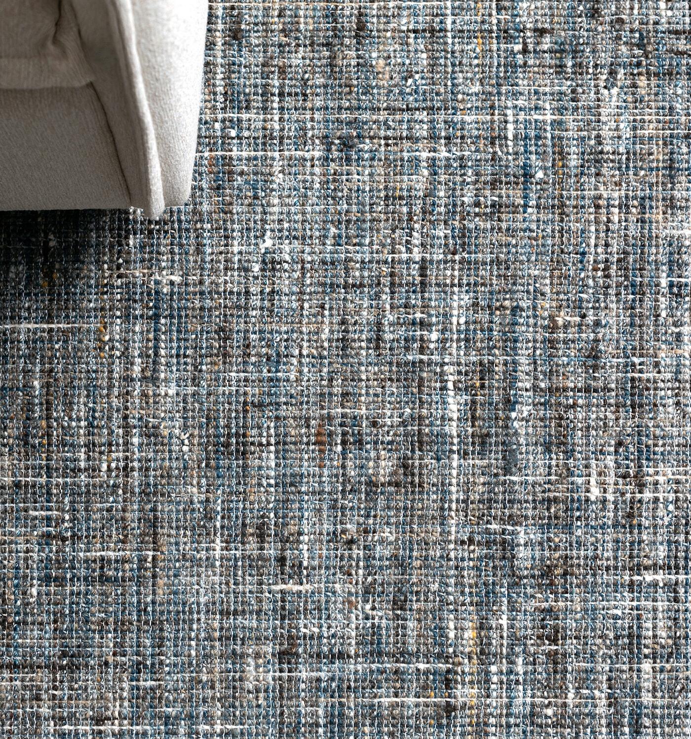 The Noa Maya rug - teal