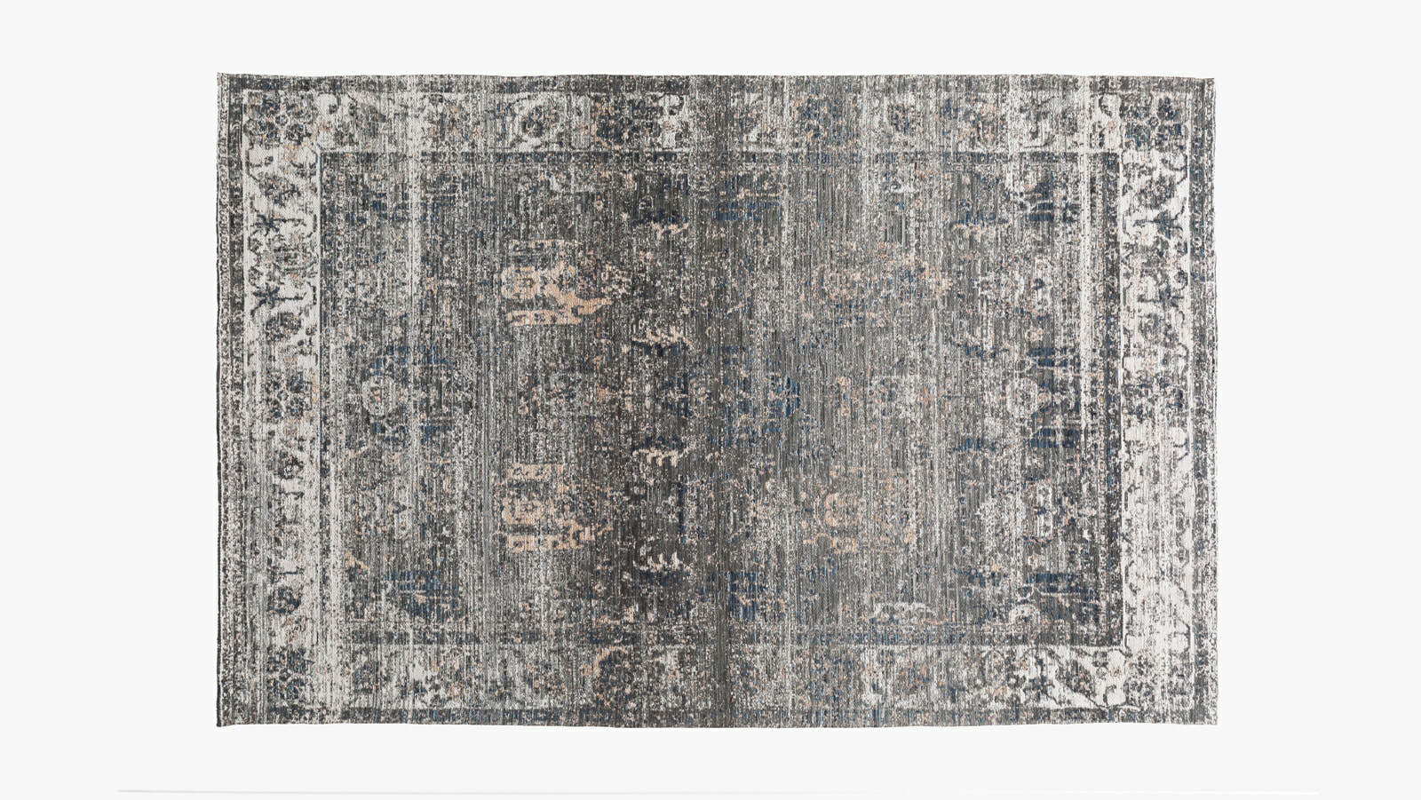The Noa Siena rug - Blue