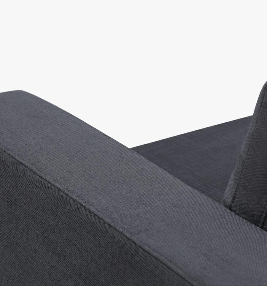 Malibu sofa - grey