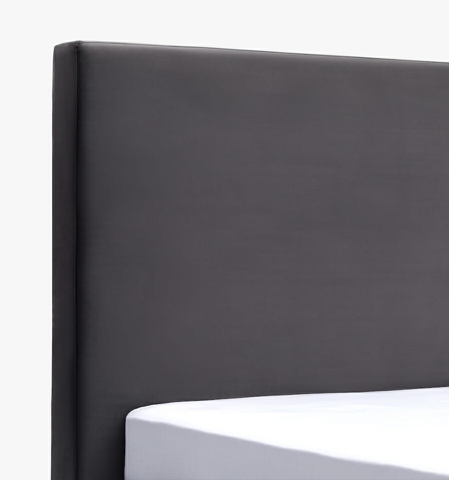 Modena bed - slate