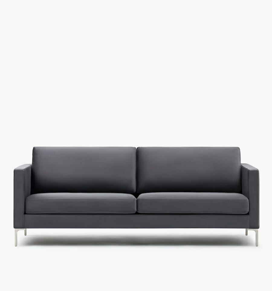 Monaco sofa - slate