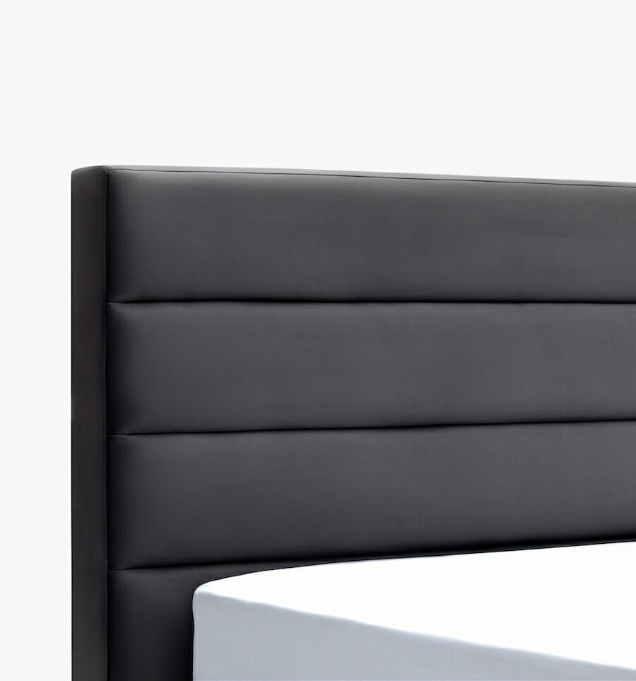 Oxford bed - slate