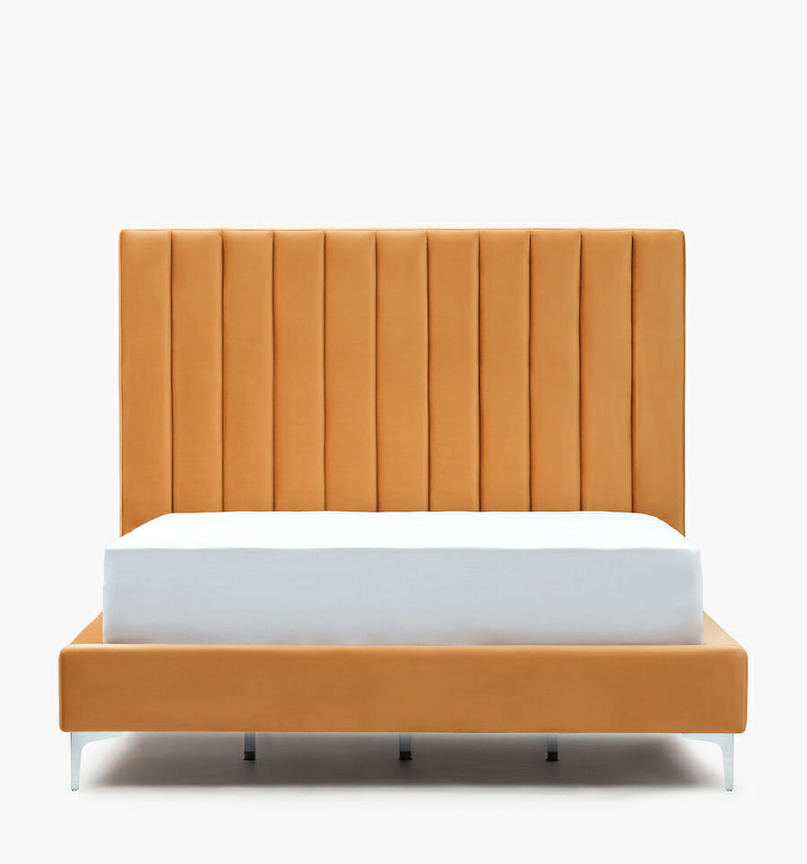 Oxford bed - gold