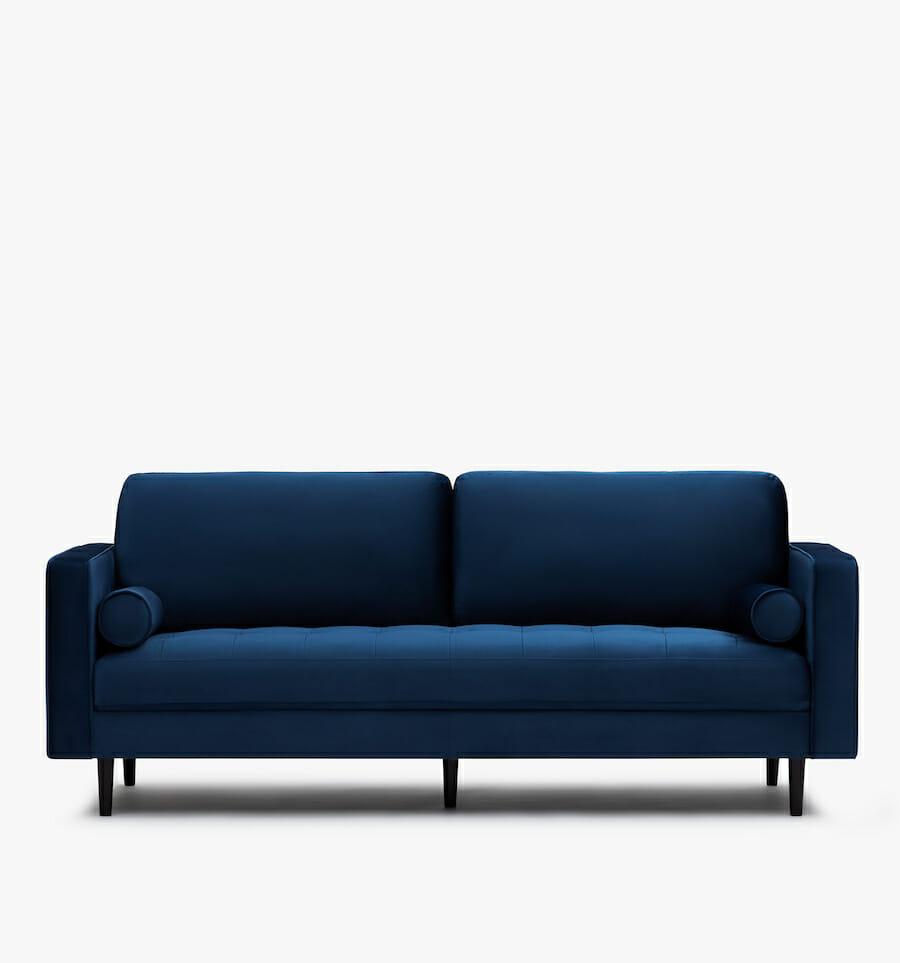 Soho armchair - grey