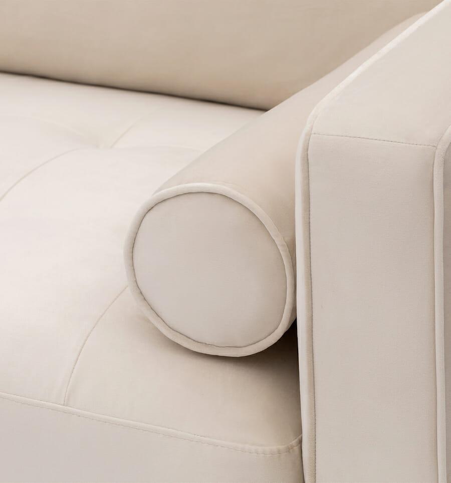 Soho armchair - cream