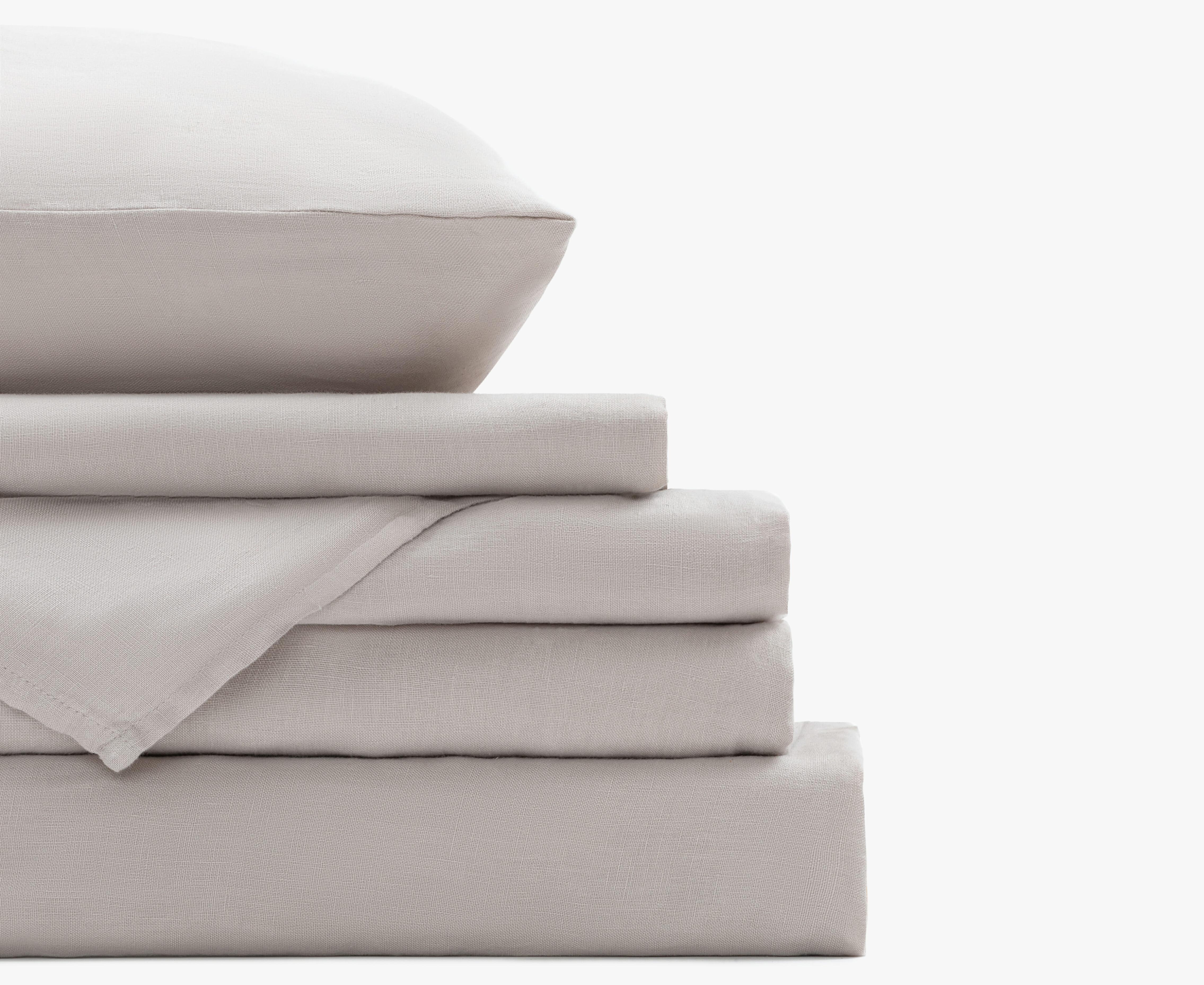 French linen set